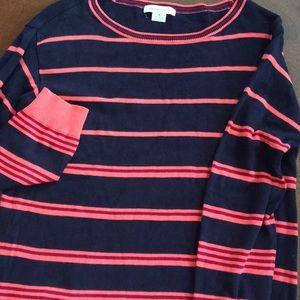 Liz Claiborne Tunic Sweater